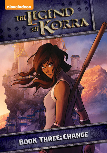 The Legend of Korra: Book Three Change 032429208330