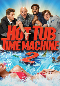 Hot Tub Time Machine 2 032429211798