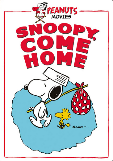 Snoopy, Come Home 032429212658