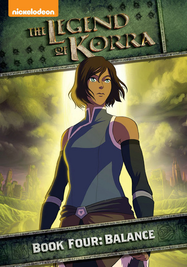 The Legend of Korra: Book Four Balance 032429212825
