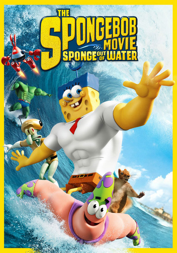 The Spongebob Movie: Sponge Out of Water 032429217295