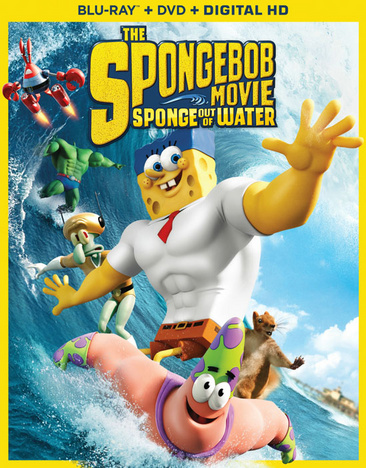The Spongebob Movie: Sponge Out of Water 032429217318