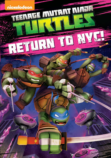 Teenage Mutant Ninja Turtles: Return to NYC 032429224484