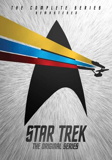 Star Trek: The Complete Original Series 032429231253