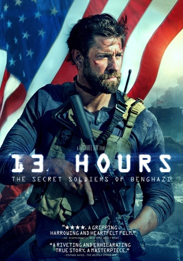 13 Hours: The Secret Soldiers of Benghazi 032429241757