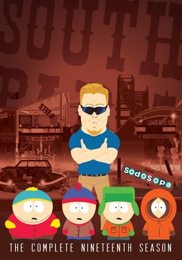 South Park: The Complete Nineteenth Season 032429242297