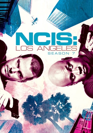 NCIS: Los Angeles - The Seventh Season 032429247278