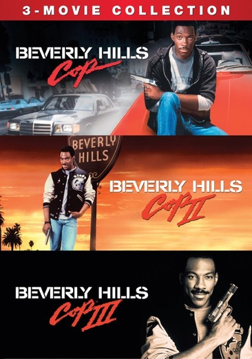 Beverly Hills Cop Collection 032429247506