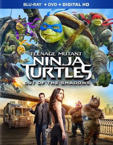 Teenage Mutant Ninja Turtles: Out of the Shadows 032429250452