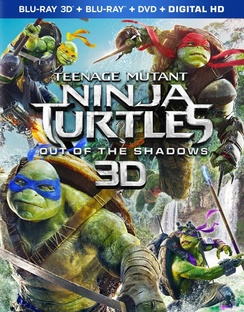 Teenage Mutant Ninja Turtles: Out of the Shadows 032429250476