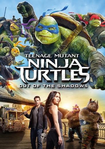 Teenage Mutant Ninja Turtles: Out of the Shadows 032429250537