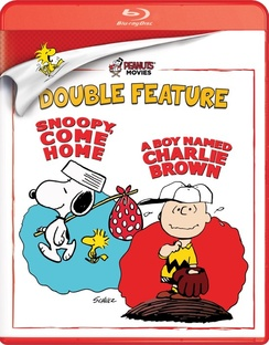 Snoopy, Come Home / A Boy Named Charlie Brown 032429252173