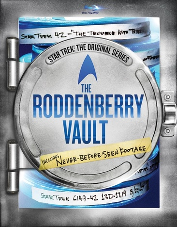 Star Trek the Original Series: The Roddenberry Vault 032429253163