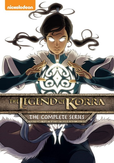 The Legend of Korra: The Complete Series 032429253859