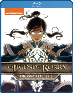 The Legend of Korra: The Complete Series 032429253873