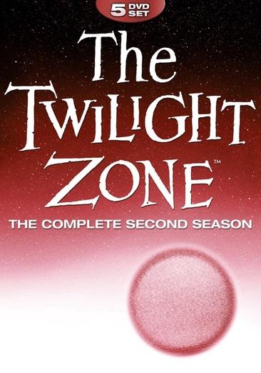 The Twilight Zone: Season 2 032429255112