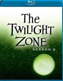 The Twilight Zone: Season 3 032429256126