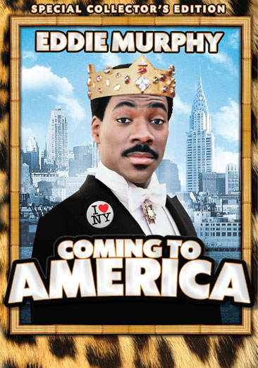 Coming To America 032429256669