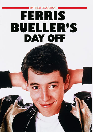 Ferris Bueller's Day Off 032429256782