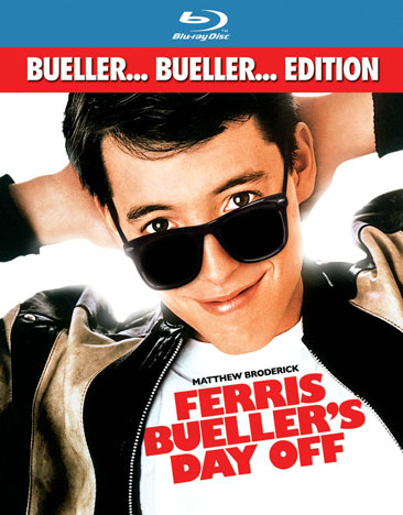 Ferris Bueller's Day Off 032429256799