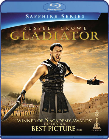 Gladiator 032429257055