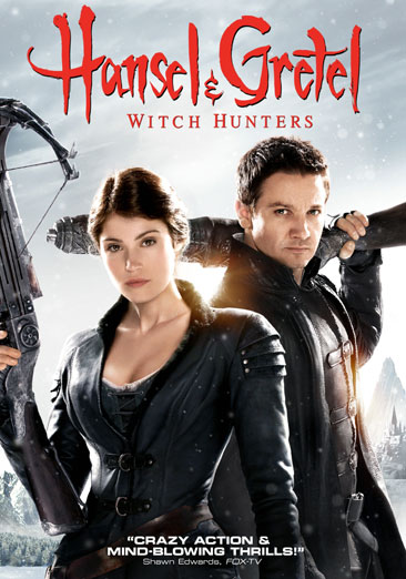 Hansel & Gretel: Witch Hunters 032429257123