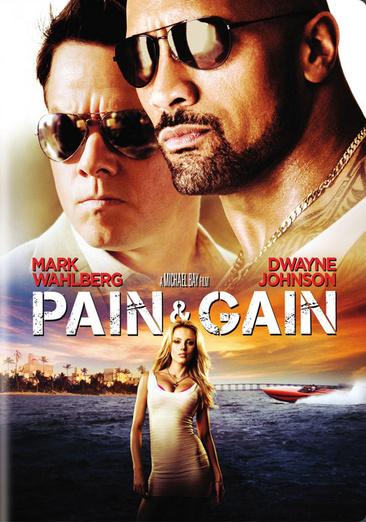 Pain & Gain 032429257659