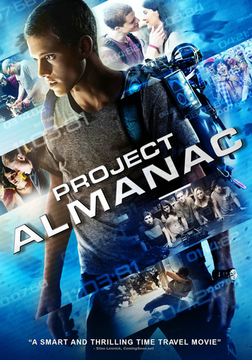 Project Almanac 032429257772