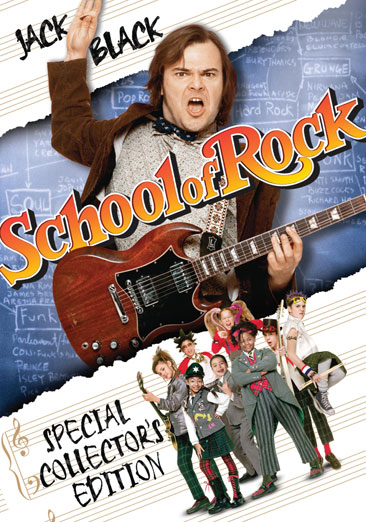 School Of Rock 032429258014