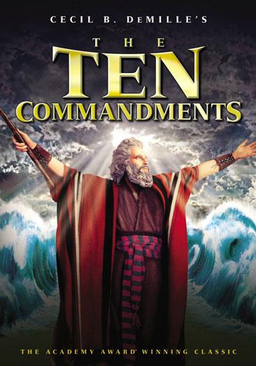 The Ten Commandments 032429258328