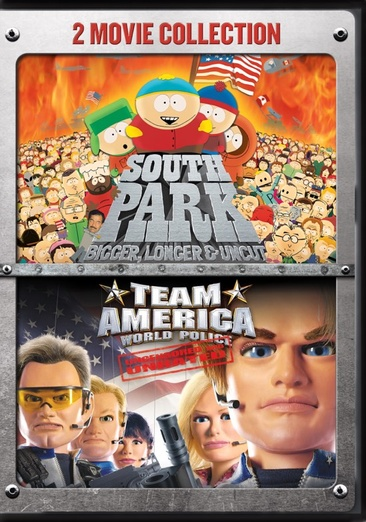South Park: Bigger, Longer & Uncut / Team America: World Police 032429261540