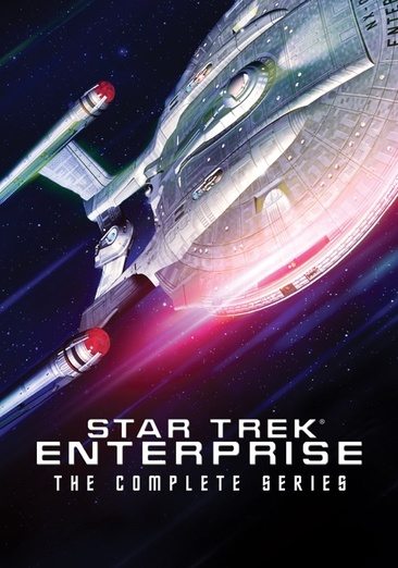 Star Trek Enterprise: The Complete Series 032429264312