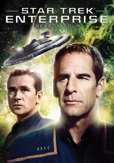 Star Trek Enterprise: The Complete Fourth Season 032429265029