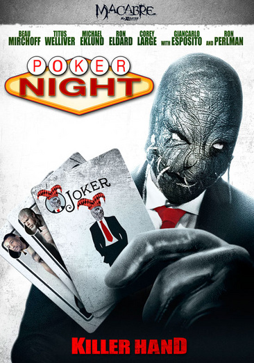 Poker Night 037117036288