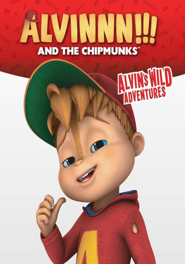 Alvinnn!!! and the Chipmunks: Alvin's Wild Adventures 037117042463