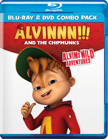 Alvinnn!!! and the Chipmunks: Alvin's Wild Adventures 037117042470
