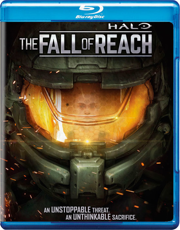 Halo: The Fall of Reach 037117042487