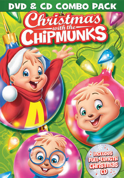 Alvin & the Chipmunks: Christmas with the Chipmunks 037117044832