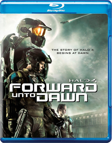 Halo 4: Forward Unto Dawn 037117056439