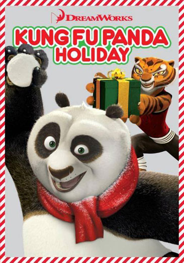 Kung Fu Panda: Holiday 037117077434