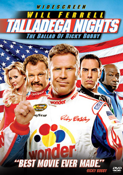 Talladega Nights: The Ballad of Ricky Bobby 043396148420