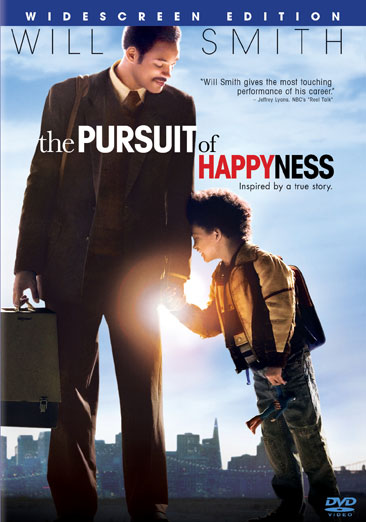 The Pursuit of Happyness 043396150850
