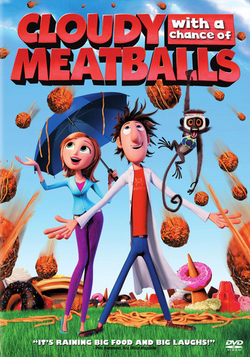 Cloudy with a Chance of Meatballs 043396215634