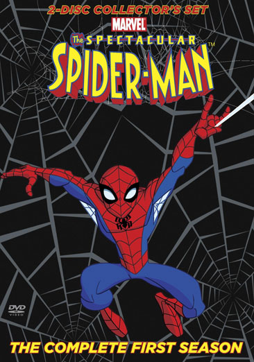 Spectacular Spider-Man: The Complete First Season 043396237247