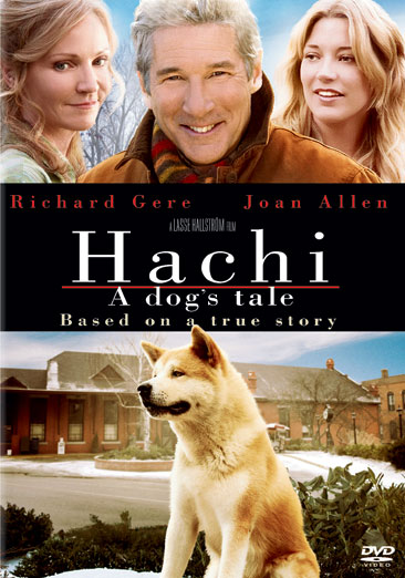 Hachi: A Dog's Tale 043396321403