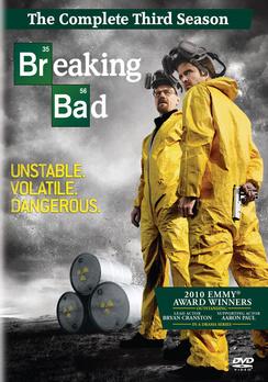Breaking Bad: The Complete Third Season 043396353329