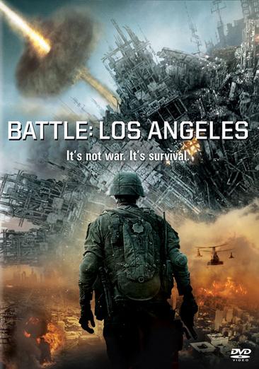 Battle: Los Angeles 043396376915