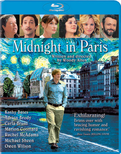 Midnight in Paris 043396385238