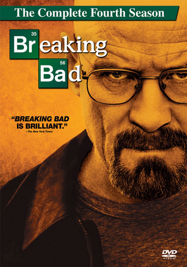 Breaking Bad: The Complete Fourth Season 043396389045