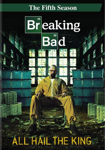 Breaking Bad: The Fifth Season 043396409200